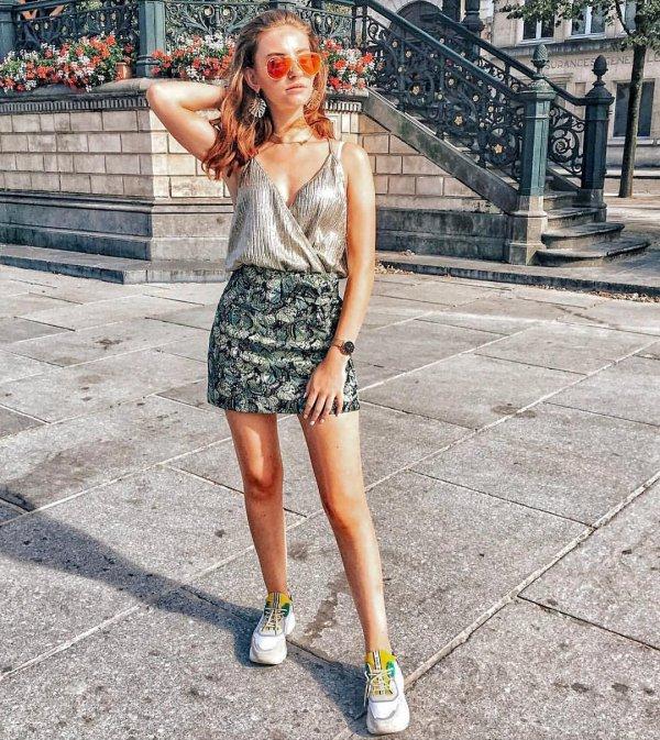 Clothing, Street fashion, Photograph, Fashion, Footwear,