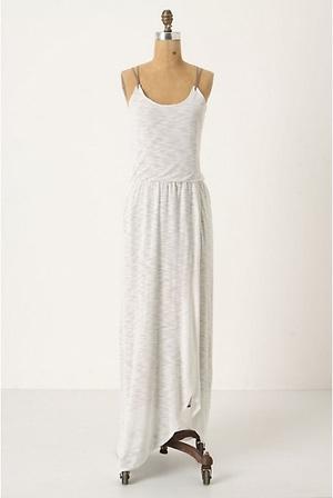 Deletta Slubby Tulip Dress