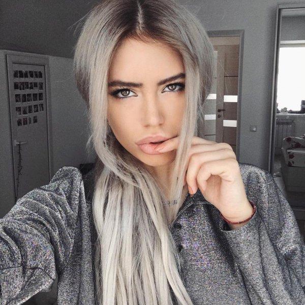 hair, human hair color, face, blond, black hair,