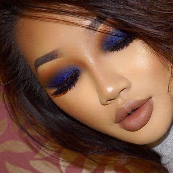color, pink, blue, eyebrow, purple,