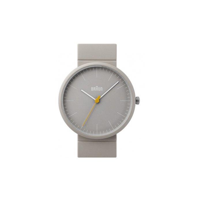 Braun Watch, Grey
