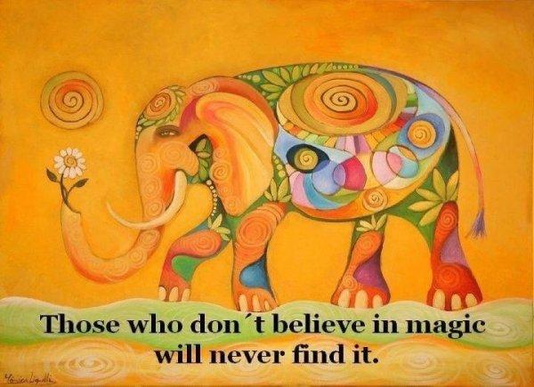 On Magic