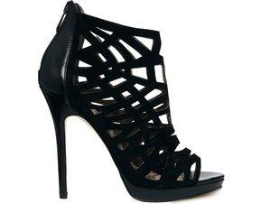 Sam Edelman Ellie Laser Cut Heel Shoe Boots…
