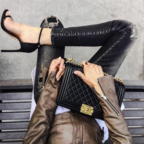clothing, leather, footwear, leg, fashion,