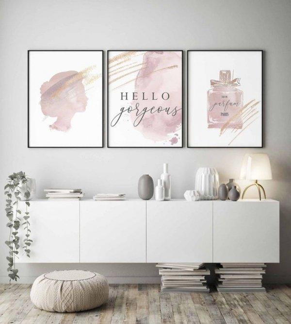 Wall, Room, Furniture, Pink, Interior design,