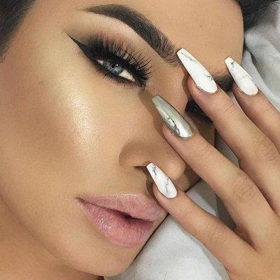 eyebrow, face, eyelash, nail, beauty,