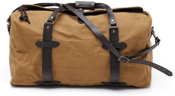 """Medium 25"""" Duffel Bag (Desert Tan)"""