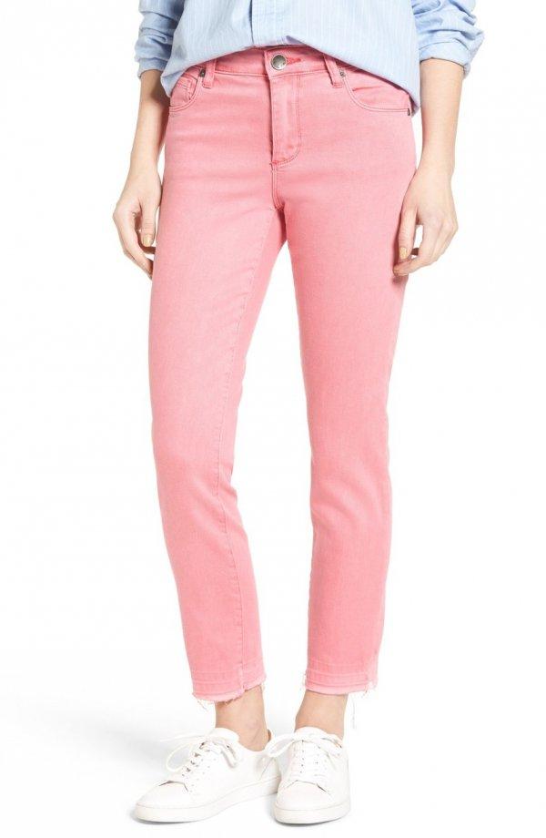 jeans,clothing,pink,denim,pocket,