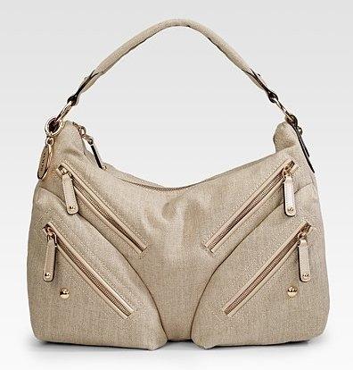Tod's Sacca Lampo Oblique Media Shoulder Bag