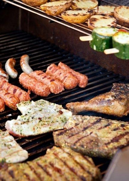 Backyard BBQ
