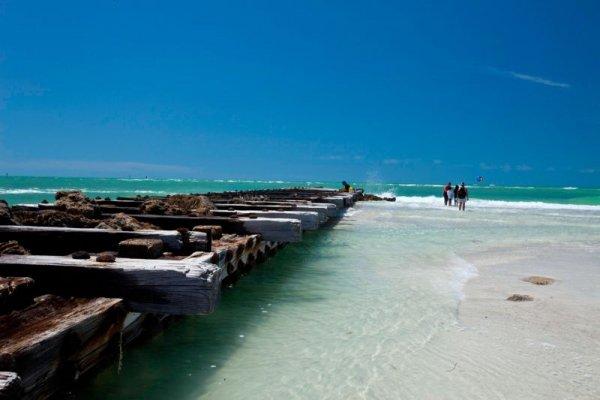 Coquina Beach, Anna Maria Island, Florida
