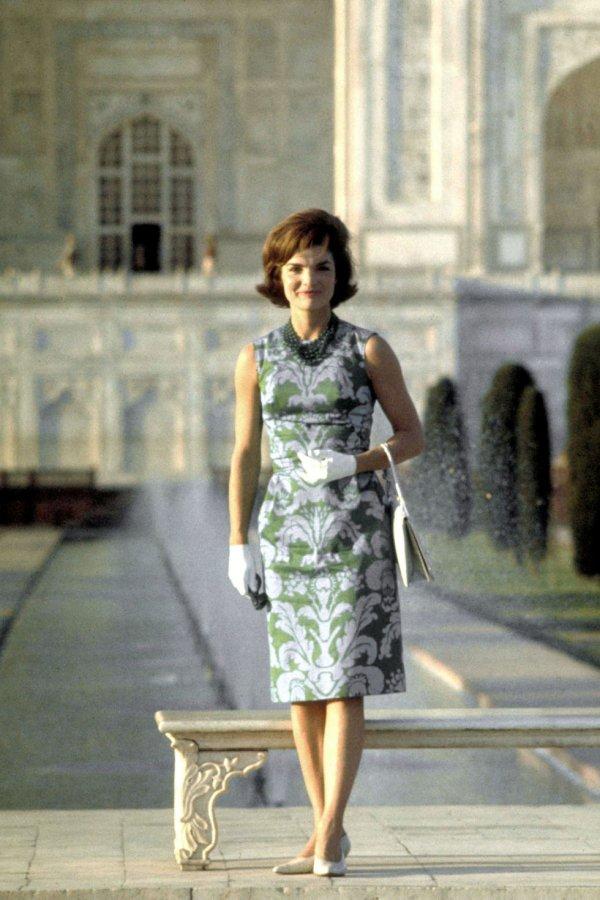 You Think Jackie O. Was a Fashion Goddess