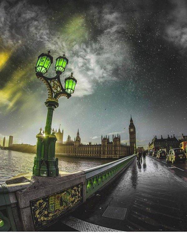 night, landmark, light, darkness, cityscape,