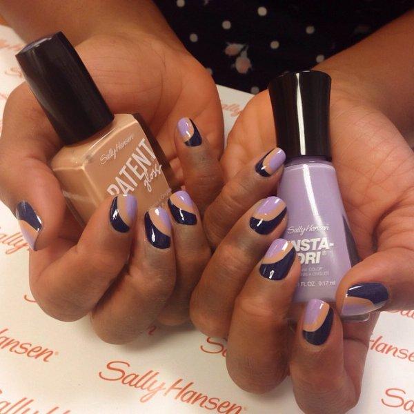 Sally Hansen, nail, manicure, finger, hand,