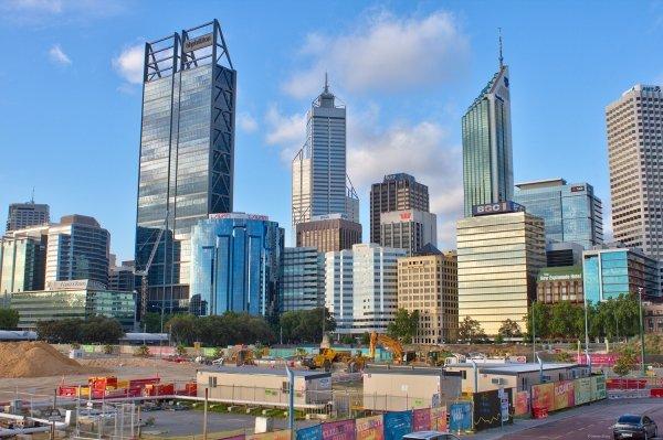 Take a Walk in Perth, Australia