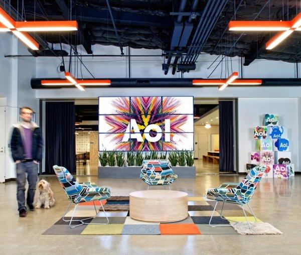 AOL in Palo Alto, California