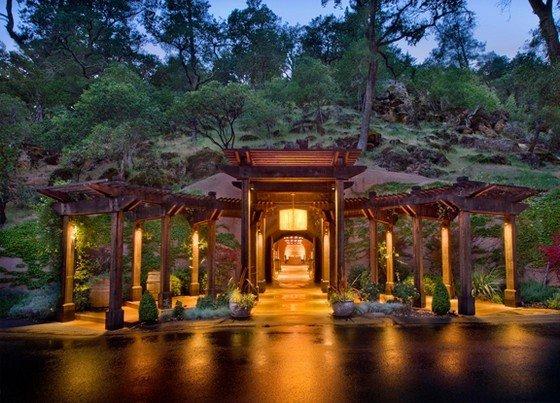 Calistoga Ranch, Napa, California