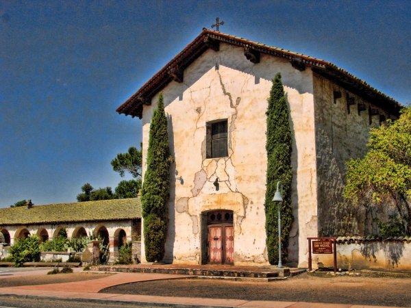 San Miguel Mission, Santa Fe, New Mexico