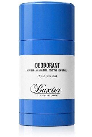 Citrus and Herbal-Musk Deodorant
