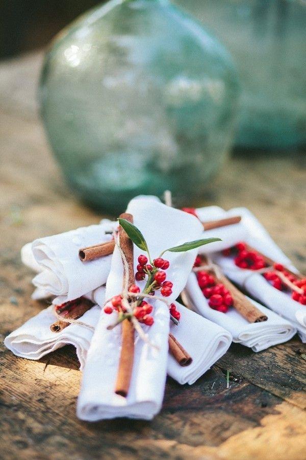 Cinnamon and Berries