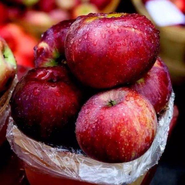 food, fruit, produce, plant, apple,