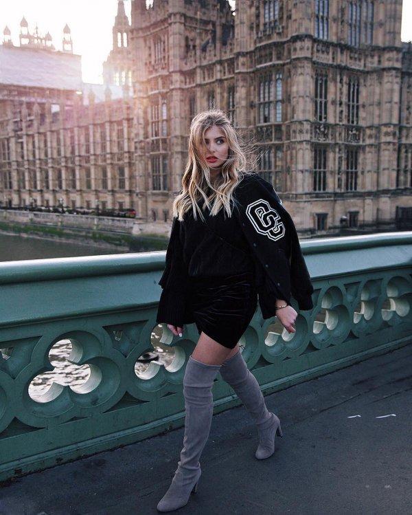 Houses of Parliament, Big Ben, photograph, black, clothing,