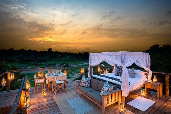 vacation, estate, wilderness, sea, resort,