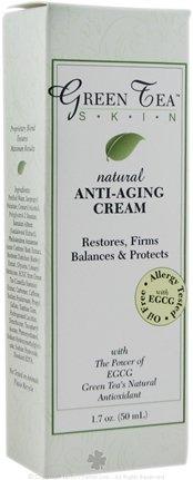 Green Tea Natural anti-Aging Cream