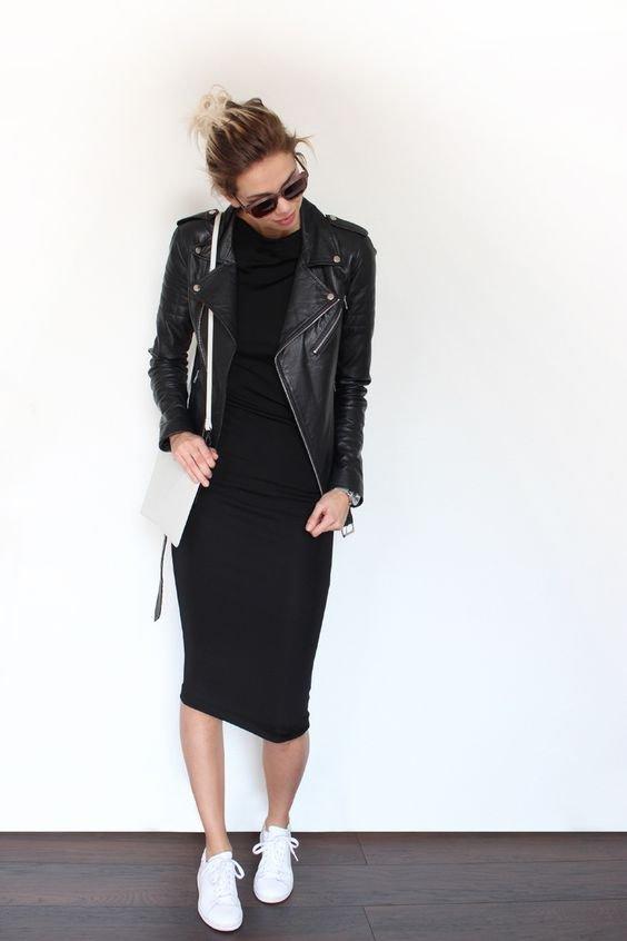 clothing, leather, dress, jacket, spring,