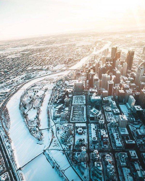 metropolitan area, urban area, city, bird's eye view, metropolis,
