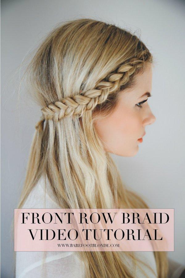 Front Row Braid