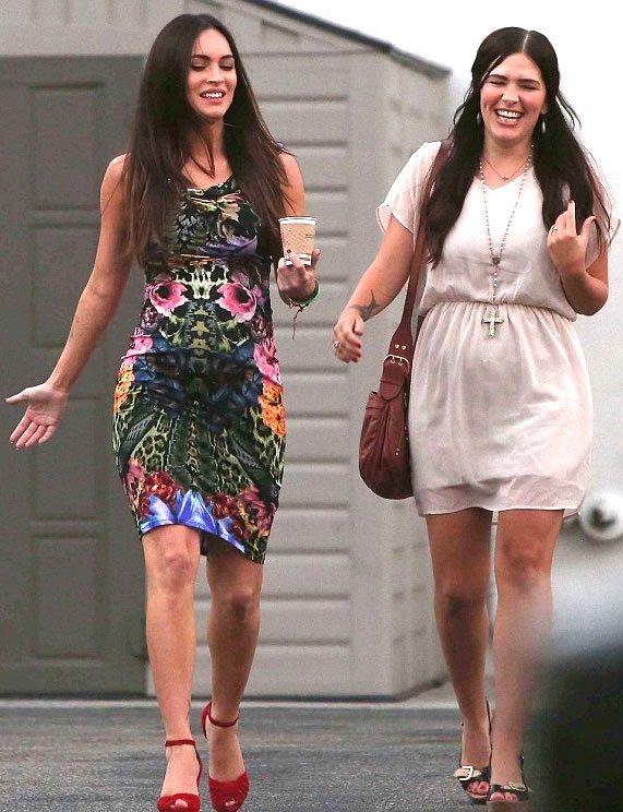 Megan Fox's Sister, Kristie Branim-Fox - The Most Sizzling…