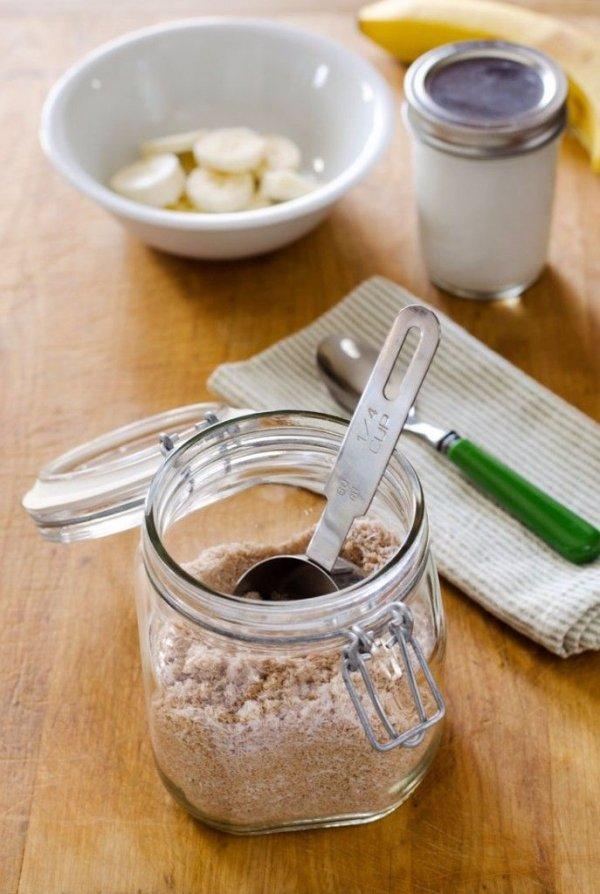 Paleo Oatmeal Mix