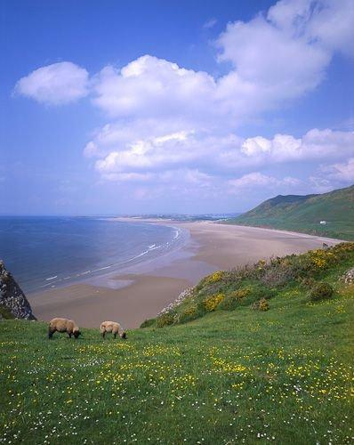 Rhossili Bay, Rhossili, Wales