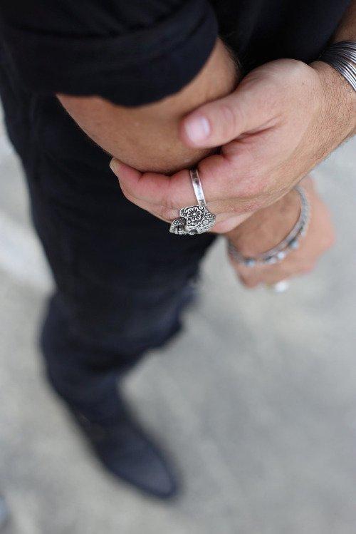 blue,man,male,fashion accessory,finger,