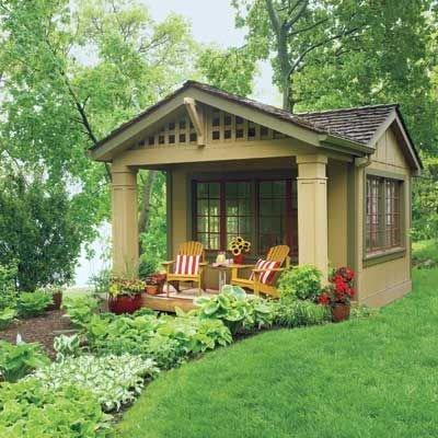 property,log cabin,shed,backyard,home,