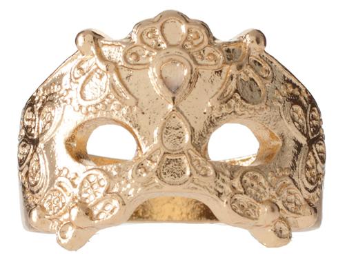 ASOS Filigree Mask Ring