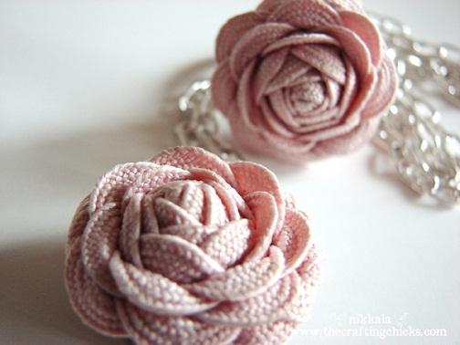 DIY Flower Ring...