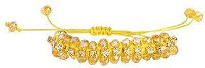 Forever21 Rhinestone Friendship Bracelet