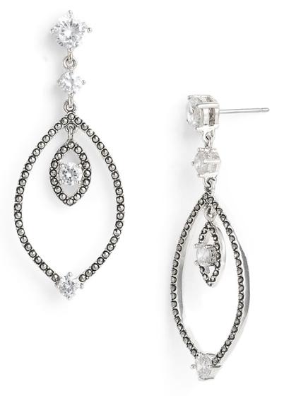 Judith Jack Serenity Chandelier Earrings