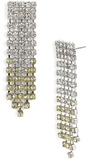 BCBGeneration Adele Chandelier Earrings