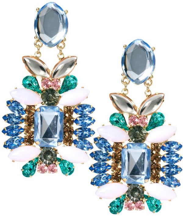 ASOS Jewelled Earrings