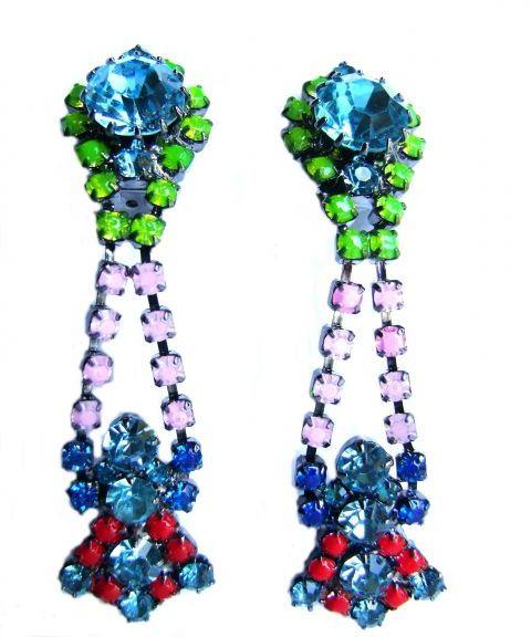 Jolita Jewellery Olivia Clip on Earrings