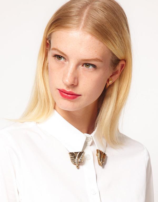 Swallow Collar Tips