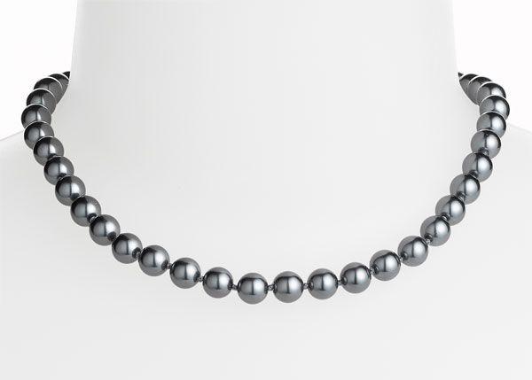 Beautiful Blackmetal Pearls