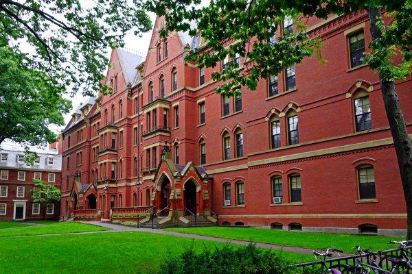 Harvard University - 93.3