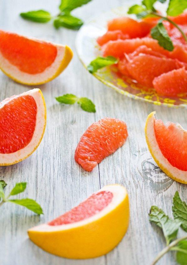 Mint Grapefruit Detox
