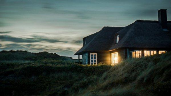 sky, home, house, property, cottage,