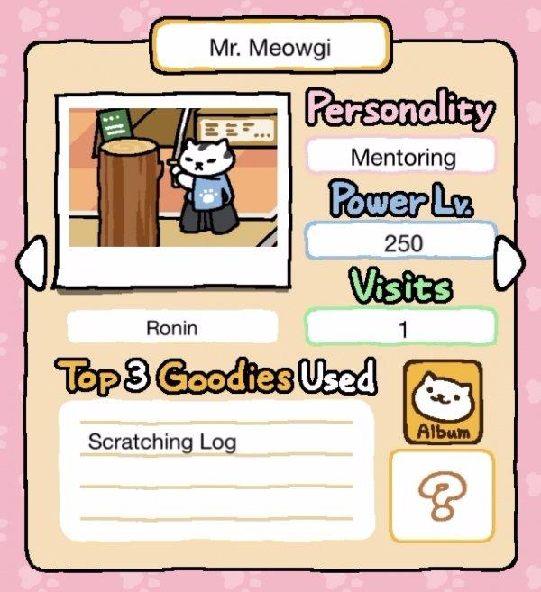 Mr. Meowgi