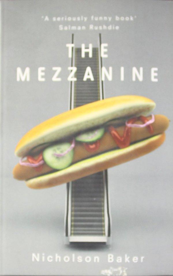 The Mezzanine – Nicholson Baker